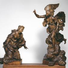 Matyáš Bernard Braun: Zvěstování Panně Marii (1720―1725)
