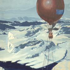 Z.Burtian: Balon nad ledovými pláněmi, PNP
